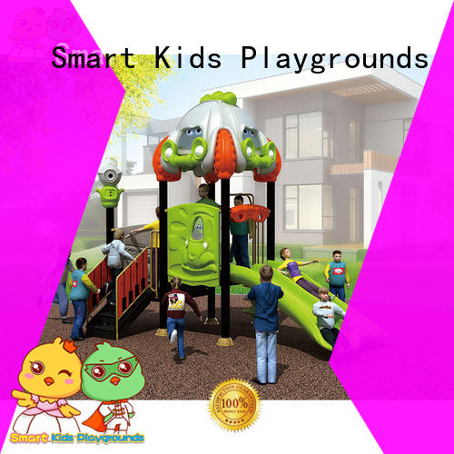jungle wooden Smart Kids Playgrounds Brand boys slides factory