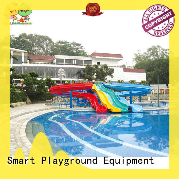 playground park water slides factory price for plaza
