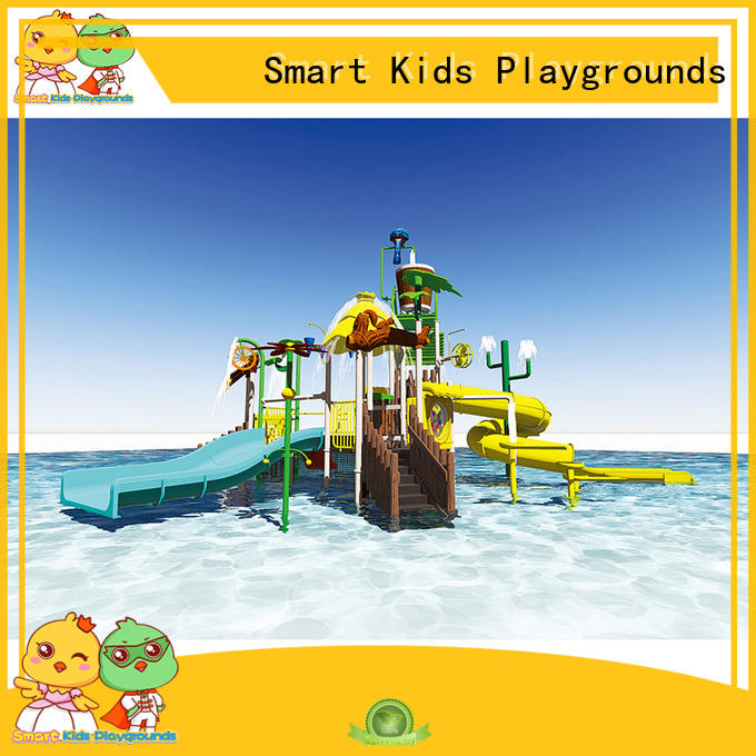 Hot items water park equipment aqua children Smart Kids Playgrounds Brand