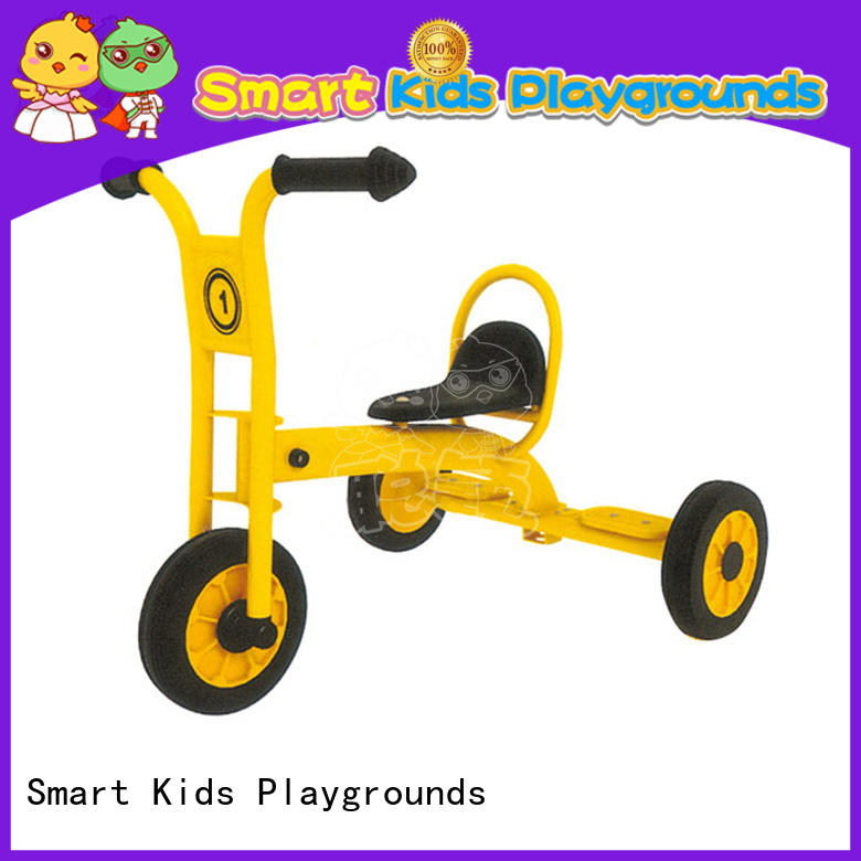 Smart Kids Playgrounds Brand customized plastic educational car kids toys