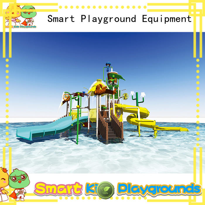 SKP water water park playground simple assembly for play centre