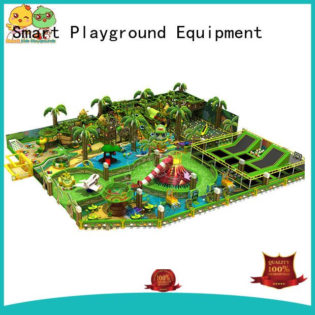 indoor jungle gym for playground Smart Kids Playgrounds