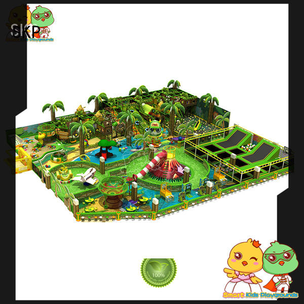 SKP safety jungle gym playground factory price for Kindergarden