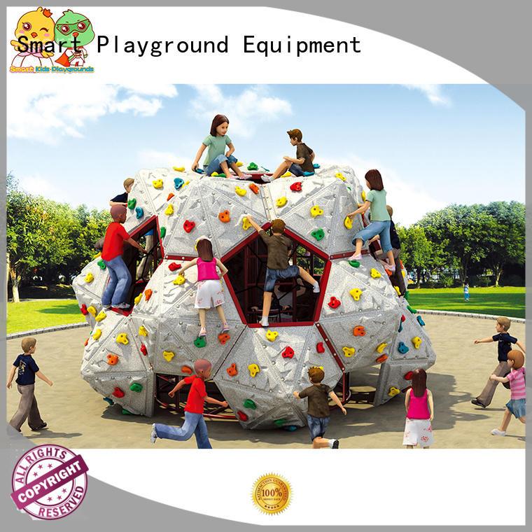 galvanize-plated kids hot climbing equipment aluminum Smart Kids Playgrounds