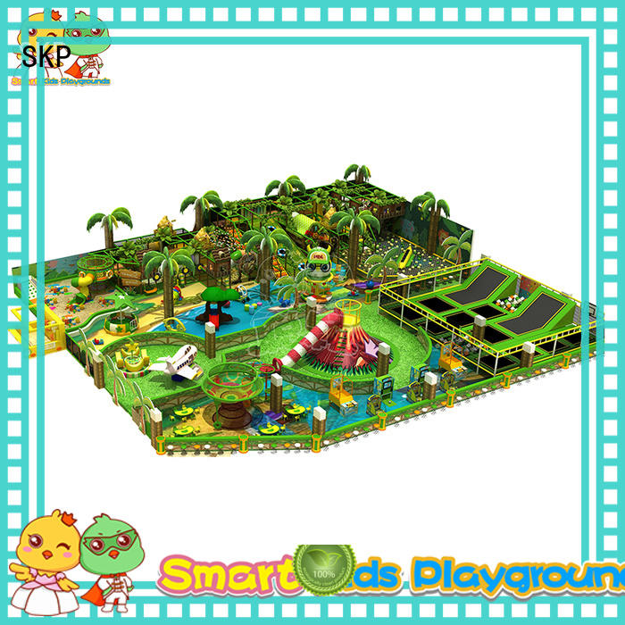 SKP safe jungle theme playground directly price for indoor play area