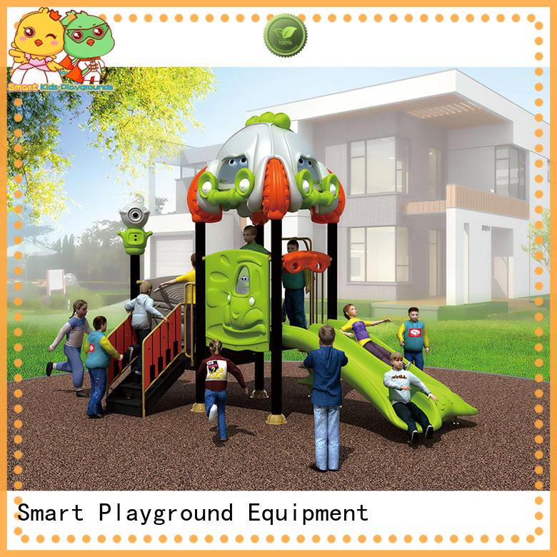 stable kids plastic slide for sale for kindergarten