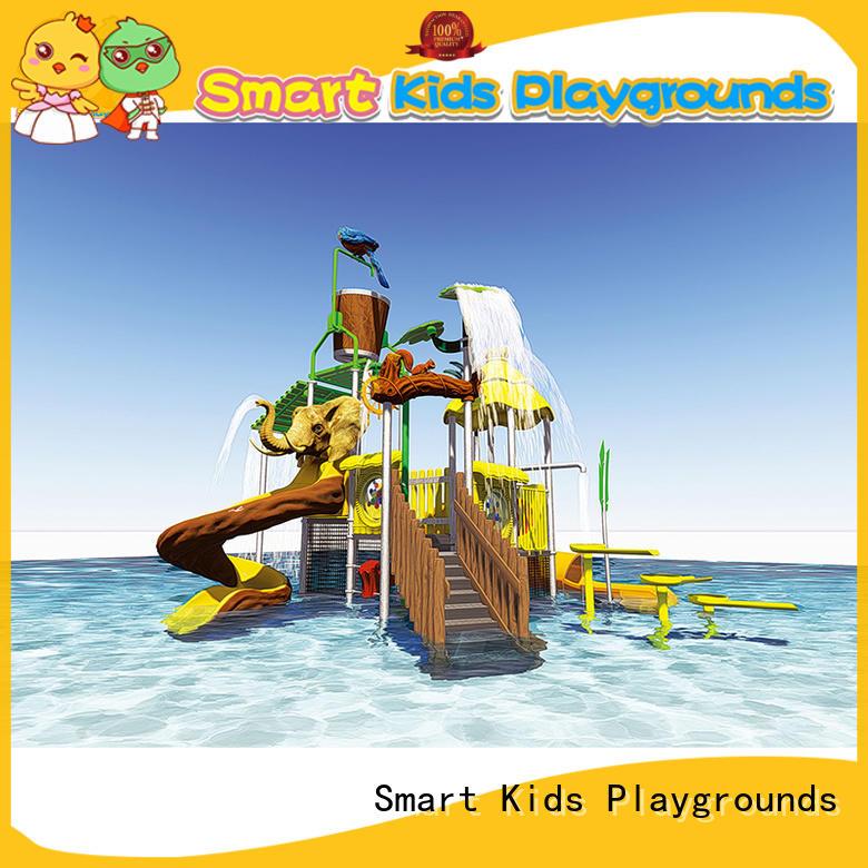 Hot items water park equipment play amazing Smart Kids Playgrounds Brand