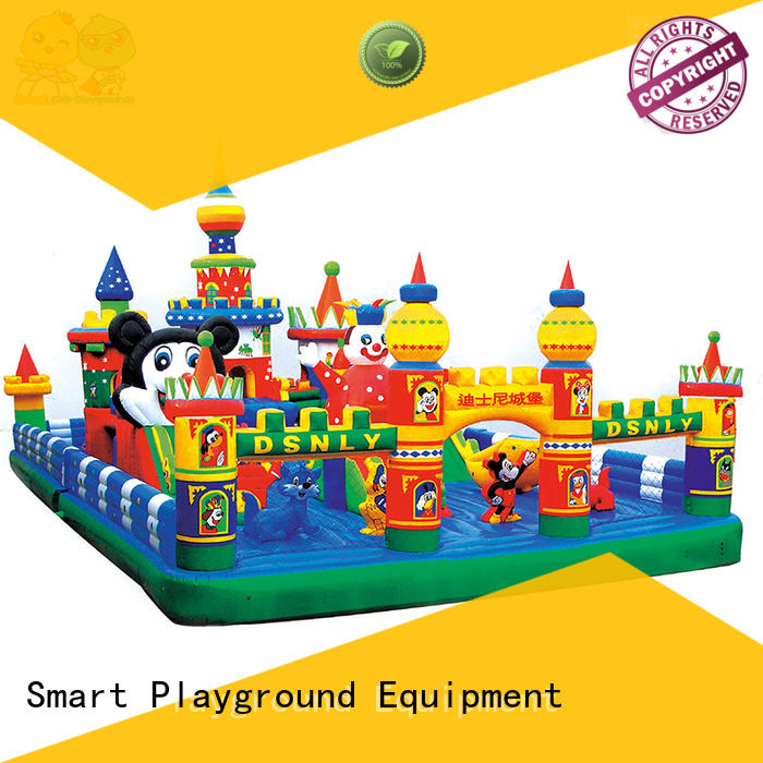 safe inflatable pool toys factory for play centre