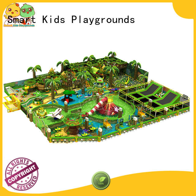 Quality Smart Kids Playgrounds Brand park amusement jungle theme playground