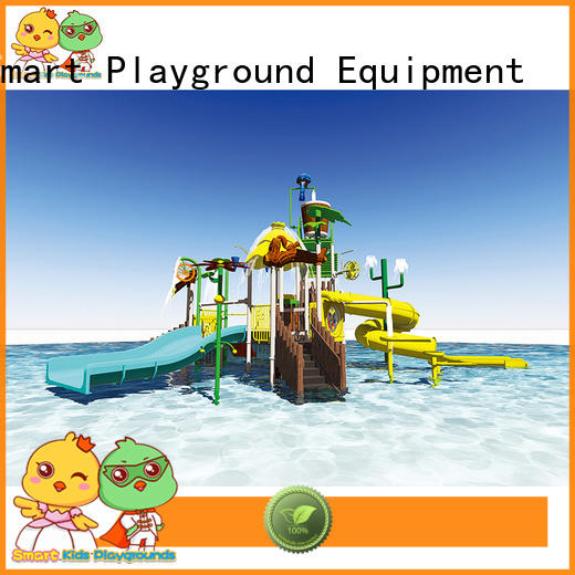 Children water park equipment play slide for sale SKP-1811023