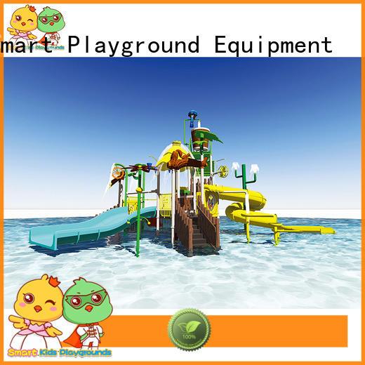 Children water park equipment play slide for sale SKP-1811023