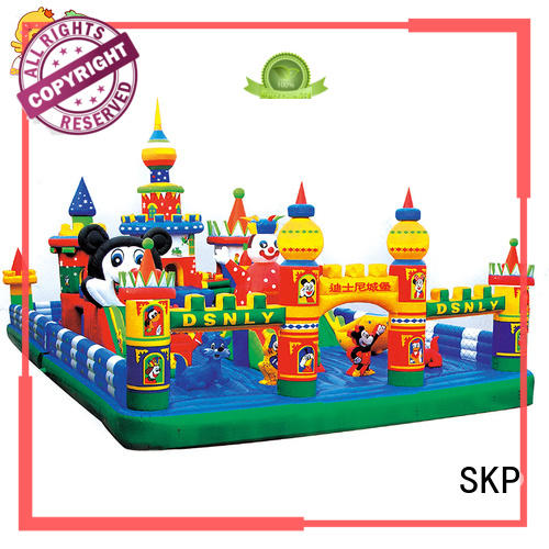 safe inflatable pool toys bounce factory price for play centre