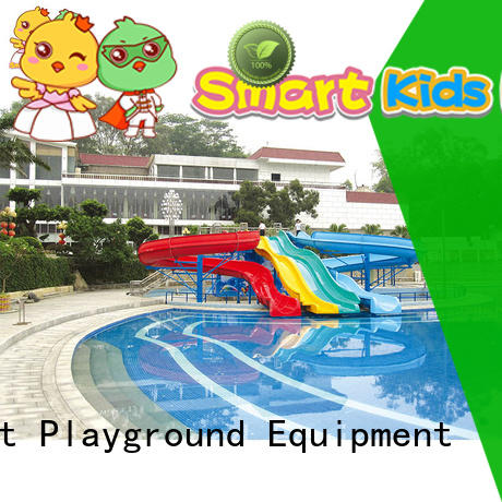 security water park equipment slide high quality for playground