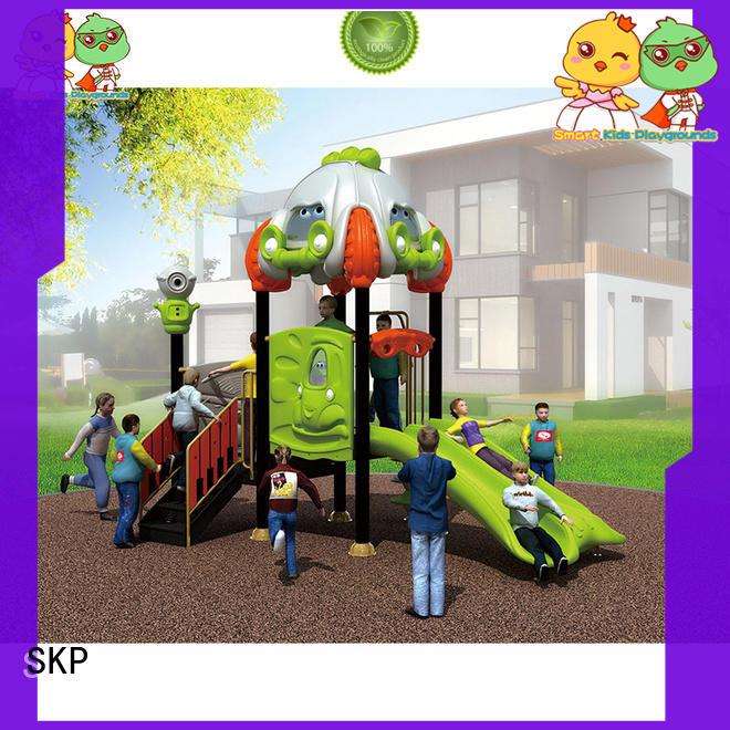 SKP prices plastic slide online for residential area