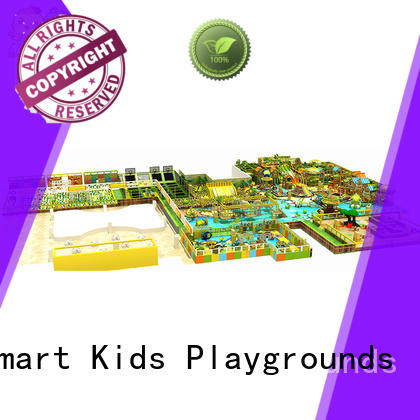 facilities children play Smart Kids Playgrounds Brand jungle theme playground supplier