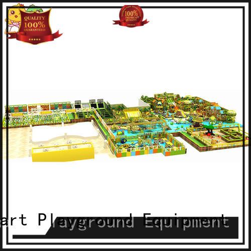 facilities ce amusement Smart Kids Playgrounds Brand jungle theme playground