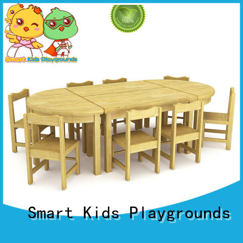 Custom play kindergarten furniture popular Smart Kids Playgrounds