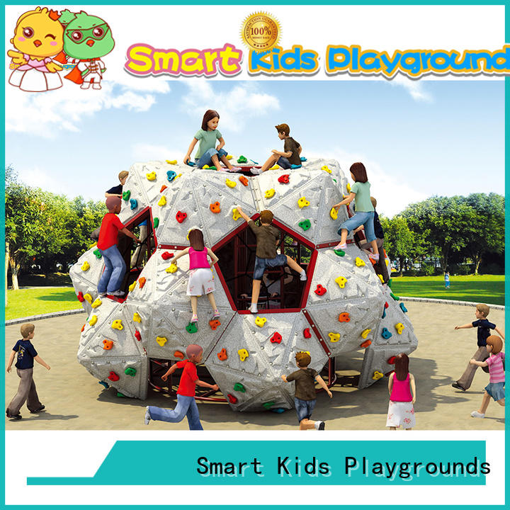 Smart Kids Playgrounds outdoor kids climbing for sale for fairground
