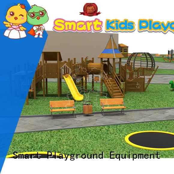 SKP park kids slide factory for residential area