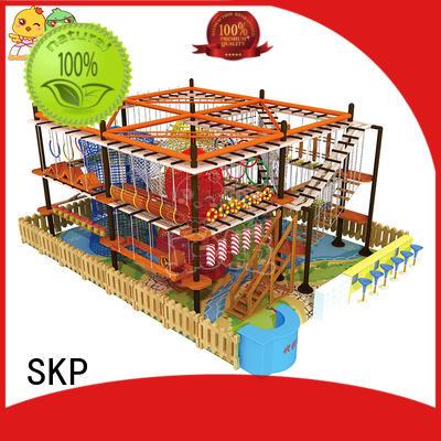 SKP customized adventure equipment supplier for indoor