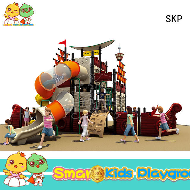 SKP durable kids slide factory for pre-school