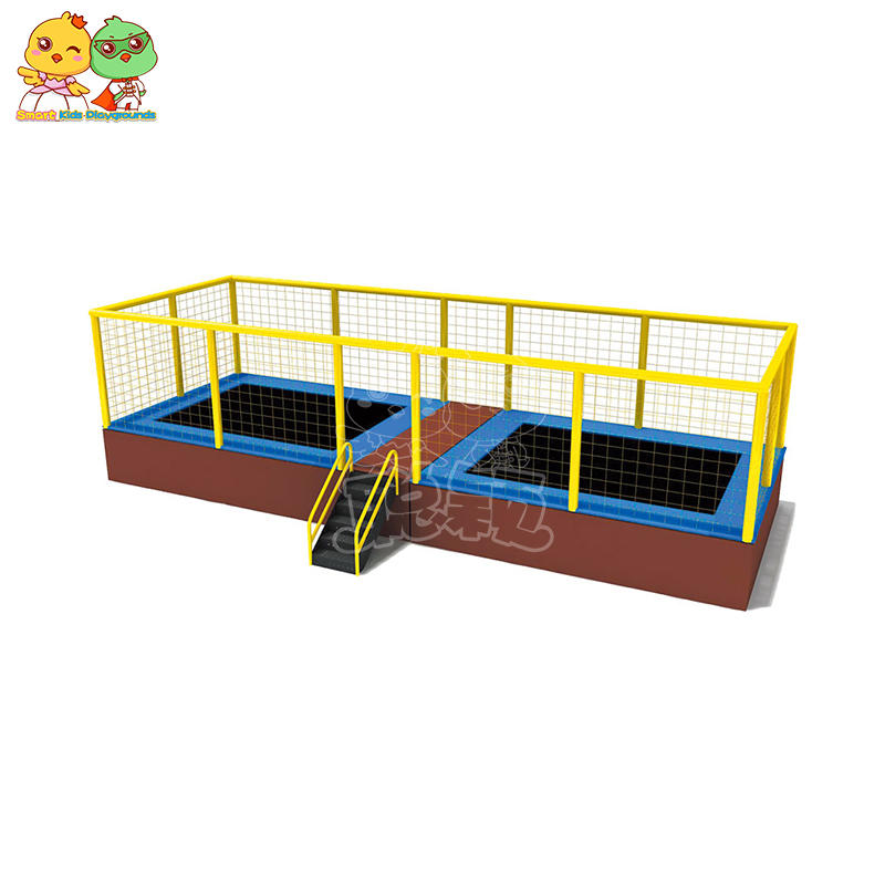 SKP trampoline park equipment high quality for Kindergarten-3