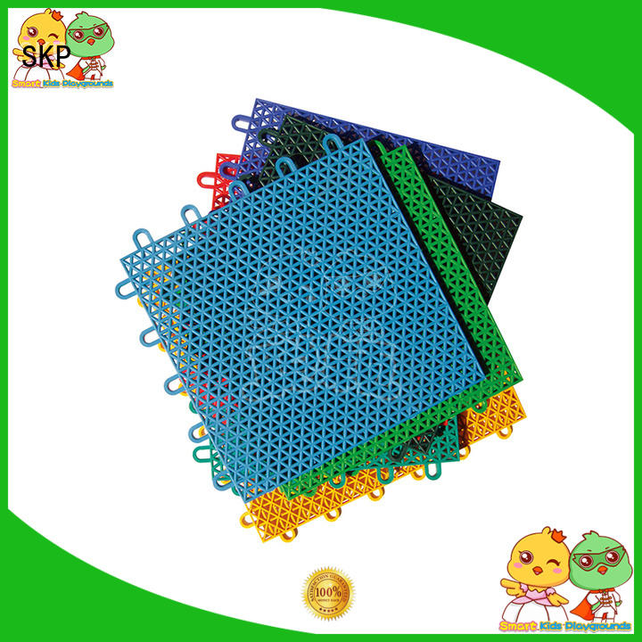 SKP playground floor mats manufacturer for sport court