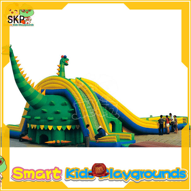 inflatable pool toys playground factory price for play centre