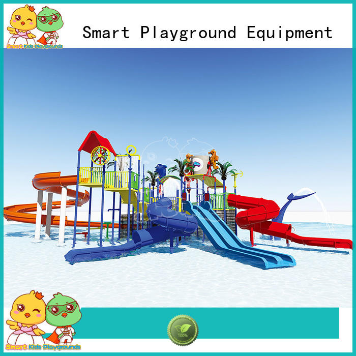durable park water slides items simple assembly for play centre