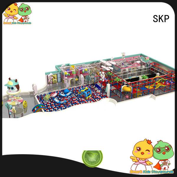 SKP indoor maze equipment supplier for amusement park