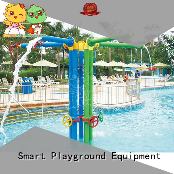 SKP children water park playground simple assembly for play centre