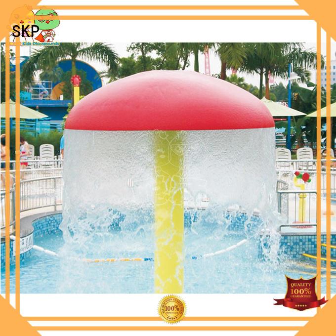 SKP colorful park water slides promotion for amusement park