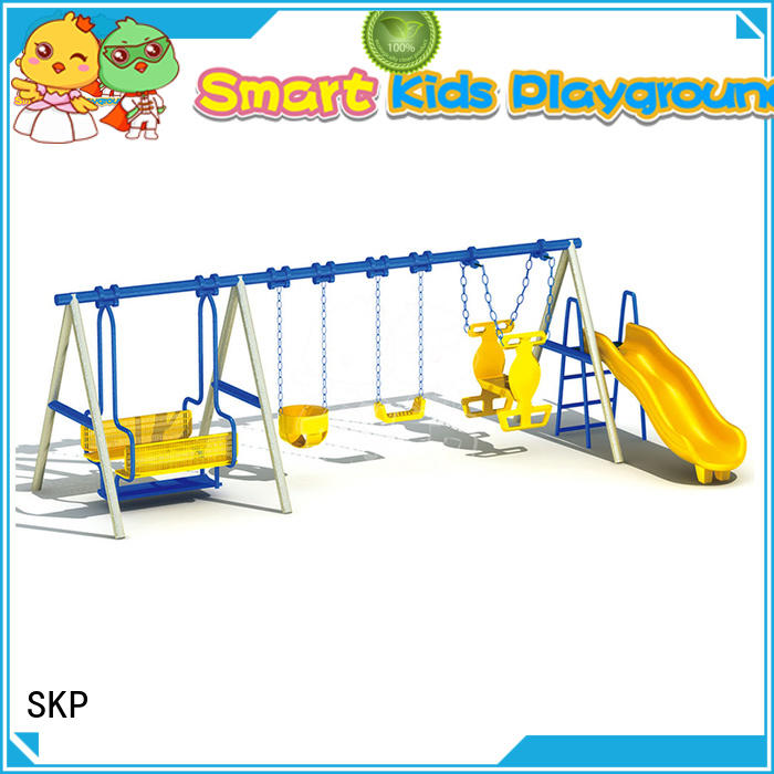 SKP fitness kids fitness equipment for body strong for park