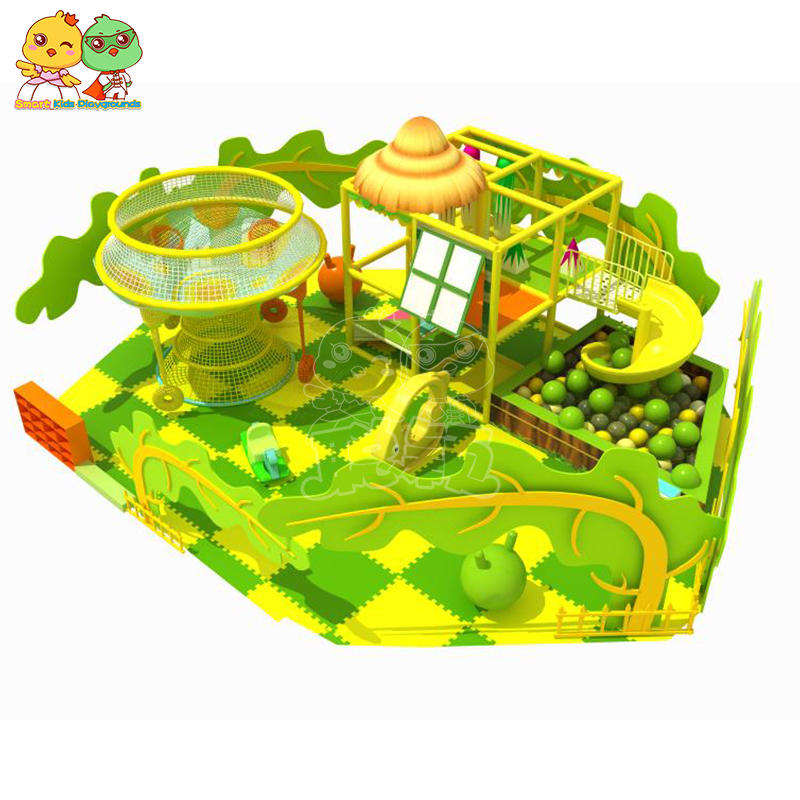 CE certificate unique design forest theme playground kids SKP-1907111