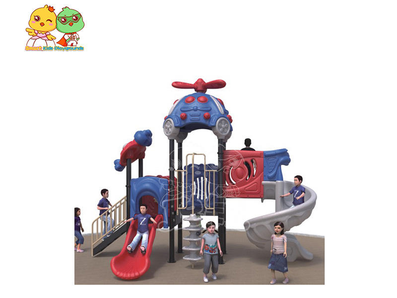 SKP metal kids slide wholesale for supermarket