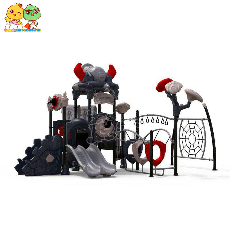 Outdoor slide amusement park for sale SKP
