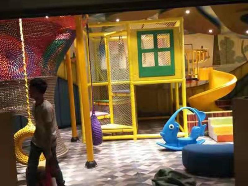 Jungle Theme Playground --2