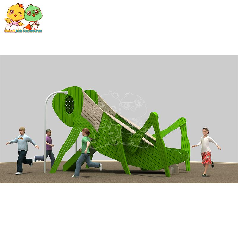 SKP safe plastic slide online for kindergarten-2
