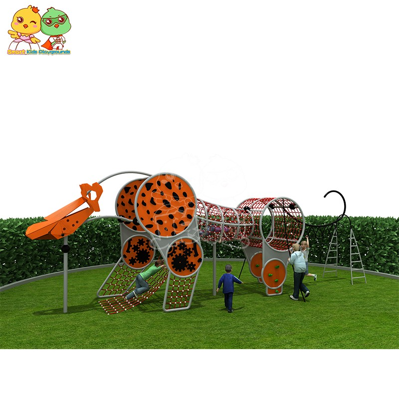 high quality kids slide amusement directly sale for kindergarten-4