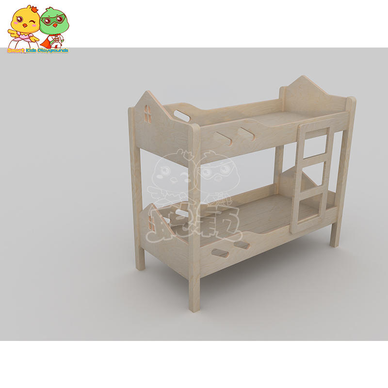 Multilayer board children's wooden bed home and kindergarten SKP