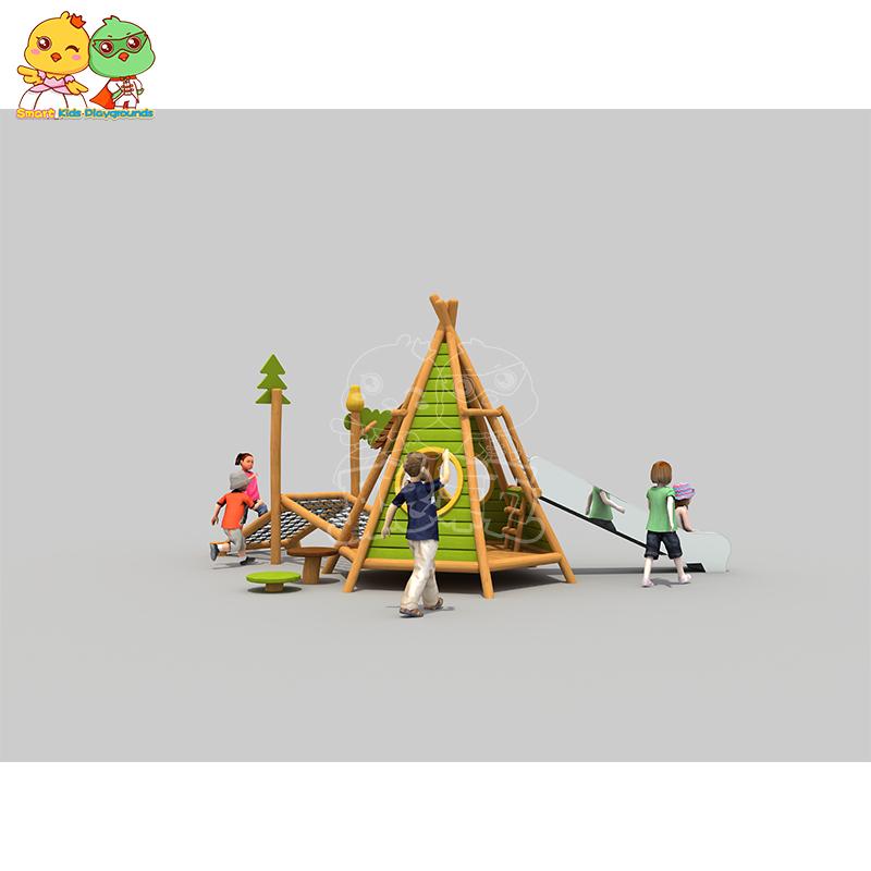 stable kids slide kids factory for kindergarten-2