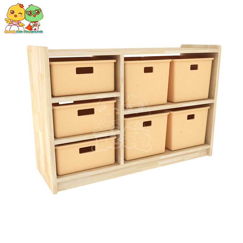 SKP ce childrens wooden table and chairs special design for nursery-4