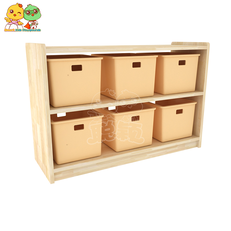 SKP ce childrens wooden table and chairs special design for nursery-5