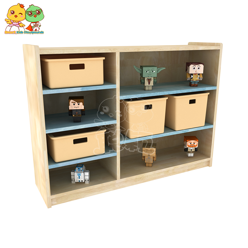 SKP ce childrens wooden table and chairs special design for nursery-16