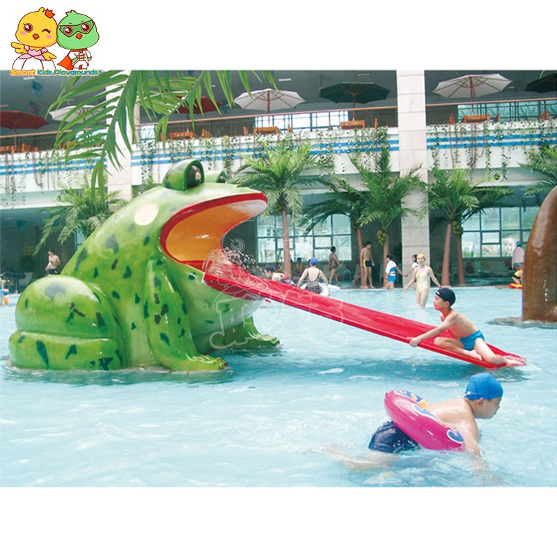 SKP playground water park playground simple assembly for amusement park-1