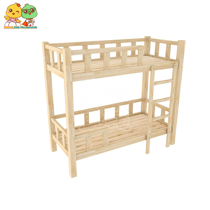 Solid Wood Child Push Pull Bed Up and Down Bed Single Bed SKP