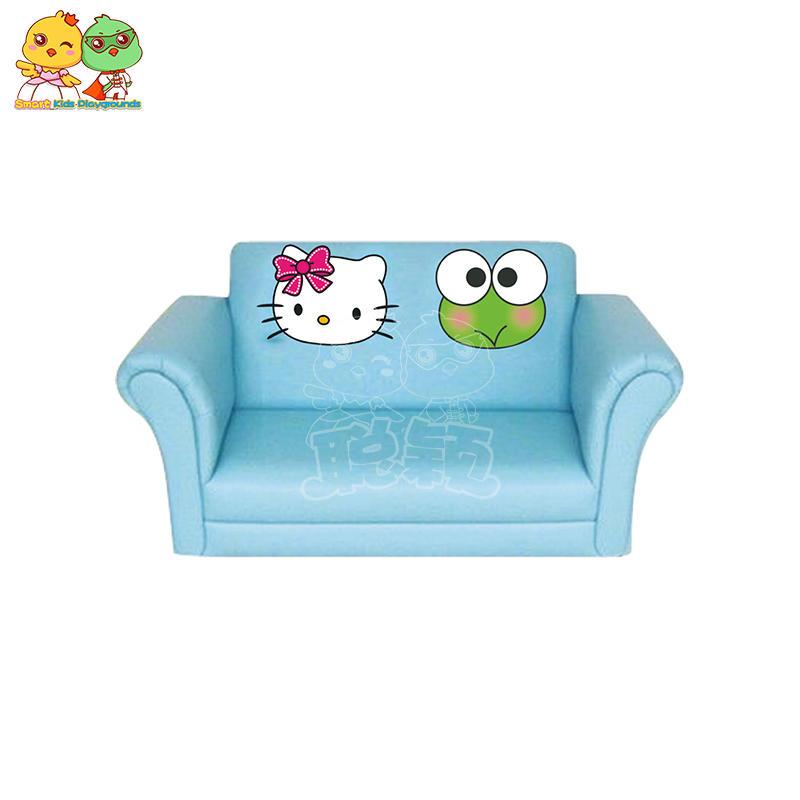 Multi - shape PVC children's sofa interesting and colorful SKP