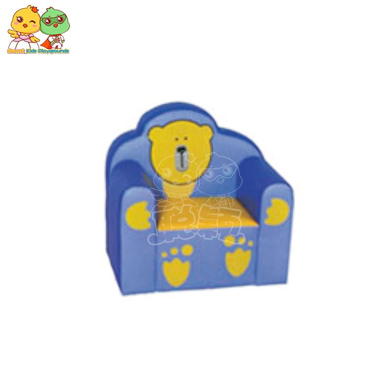 SKP durable childrens school desk high quality for preschool-4