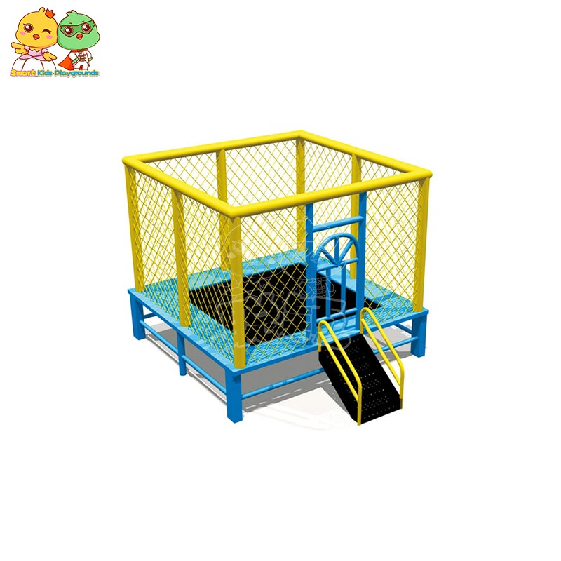 SKP trampoline park equipment high quality for Kindergarten-4