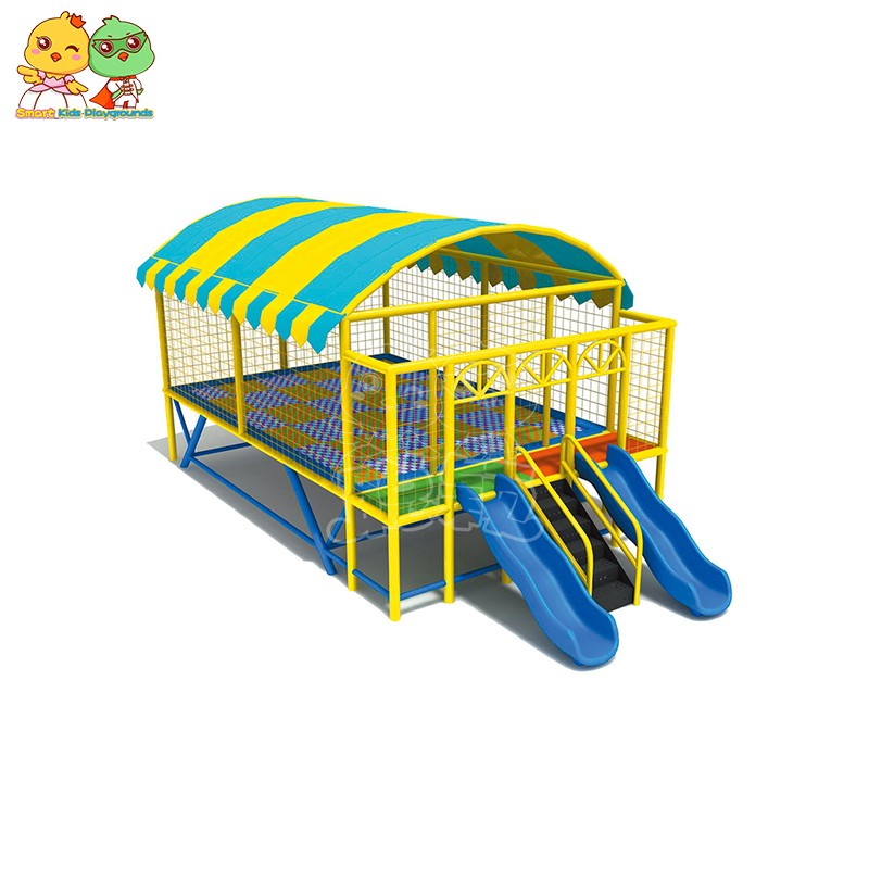 SKP trampoline park equipment high quality for Kindergarten-7
